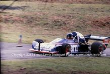 MARCH 752. Martyn Griffeths. Loton Park Hillclimb March 1978